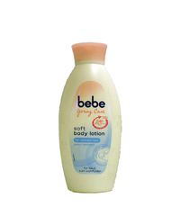 bebe, Young Care, soft body lotion, 400 ml