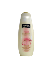 Nivea, Creme Öl Bad, Pearl & Beauty, Creme Oil, 750 ml