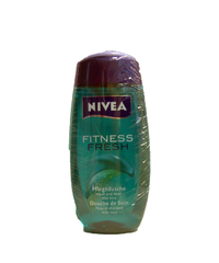 Nivea, Pflegedusche, Fitness Fresh, 2 x 250 ml