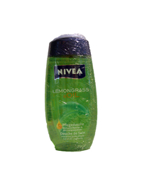 Nivea, Pflegedusche, Lemongrass & Oil, 2 x 250 ml