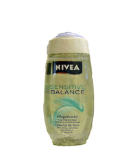 Nivea, Pflegedusche, Sensitive Balance, 2 x 250 ml