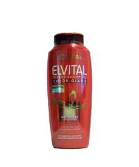 L´Oréal, Elvital, Color - Glanz, Pflege-Shampoo, 2 x 250 ml