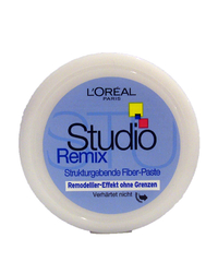 L´Oréal, Studio, Remix, Strukturgebende Fiber-Paste, 150 ml