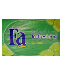 Fa, Seife Refreshing lemon, 3 x 100 g