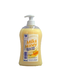 Fine Dreaming, Creme Seife, Milk & Honey, 500 ml