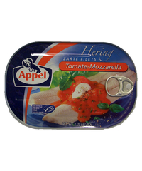 Appel, Zarte Filets, Tomate-Mozzarella, 200 g