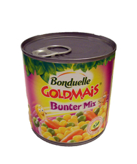 Bonduelle, Goldmais, Bunter Mix, 400 g