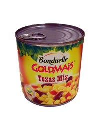Bonduelle, Goldmais, Texas Mix, 400 g