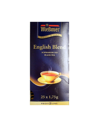 Meßmer, Profi-Line, English Blend, 25 x 1,75 g