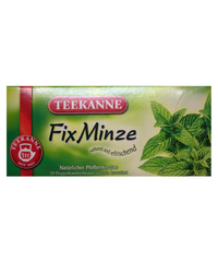 Teekanne, Fix Minze, 20 x 2,25 g
