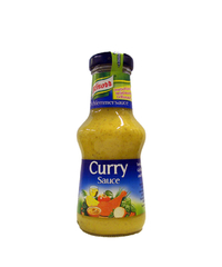 Knorr, Schlemmersauce, Curry Sauce, 250 ml