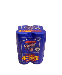 Power up, Energy Drink, 4 x 250 ml