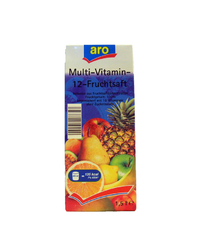 Multivitaminsaft, 1,5 l