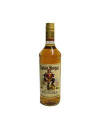 Captain Morgan, Original, Spiced Gold, 0,7 l