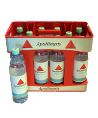 Apollinaris, Medium Kasten, 10 x 1 l