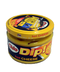 Chio, Dip!, Hot Cheese, Glas, 200 ml