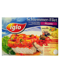 Iglo, Schlemmer-Filet, Picante, 380 g