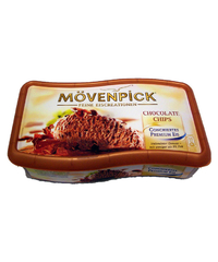 Mövenpick, Chocolate Chips, 900 ml