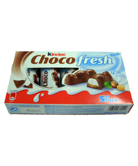 Kinder, Choco Fresh, 5er Packung, 105 g