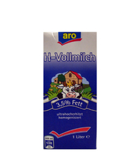 H-Vollmilch, 3,5 %, 1 l