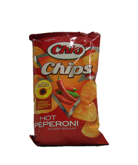 Chio, Chips, hot Peperoni, 175 g