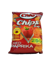 Chio, Chips, Red Paparika, 250 g