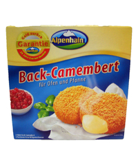 Alpenhain, Back-Camembert, 200 g