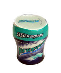 Airwaves, Menthol & Eukalyptus, 50 Dragees